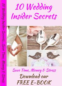 Bride 10 Wedding Insider Secrets